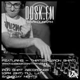 Thirteen guestmix for Iron Shirt Recordings on Dusk FM