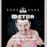 Sesión Luis Royal @ Metro Disco BCN 01-08-2015