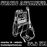 Static Atomizer 83 - 8.11.2018 - Swintronix - Freeform Portland