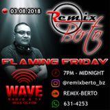 Flaming Friday - 03.08.2018 (Hip Hop Segment)