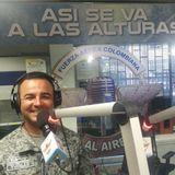Revista Tropical, hoy La Coco Band, con el Técnico Tercero Jhonatan Cuellar