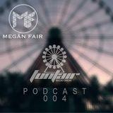 Megän Fair - Funfair Radio Show 004 on Pure.FM