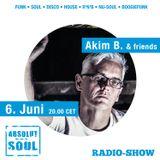 Absolut Soul Show /// 06.06.18 on SOULPOWERfm