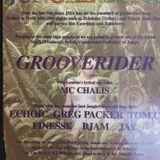Dj Grooverider, ft Mc Chalis @ Junglezone Gravity 08/08/96