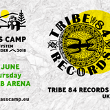 Tribe 84 Records Crew @ Bass Camp 2018