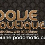 The Groove Boutique Radio Show episode #32 Where great music & its history lives