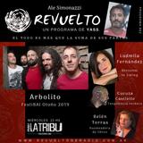REVUELTO DE RADIO - 862-   ARBOLITO / LUDMILA FERNÁNDEZ