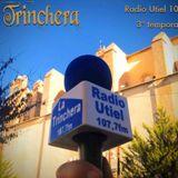 LA TRINCHERA 3 PROGRAMA TERCERA TEMPORADA