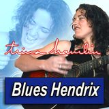 TRINA HAMLIN · by Blues Hendrix