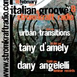Italiansgroove at Stromkraft Radio with Tany d'Amely