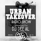 The Urban Takeover Radio Show #2