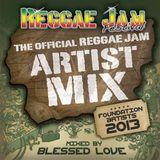 Reggae Jam 2013 - classic artist mix