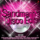 Sandmann's Disco Edits (edit one) - Mixed By Sandmann