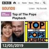 TOP OF THE POPS PLAYBACK 12/5/19 : 27/7/67 (SHAUN TILLEY/ANITA HARRIS)
