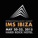 BECKY TONG & SHIVAS REGAL - IBIZA SONICA @ IMS 2015 ON LOBBY BAR HARD ROCK HOTEL IBIZA - 20 MAY 2015