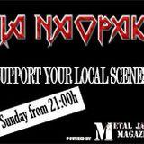 Metal Show Pila Naopako from 15.10.2017. Pila Naopako