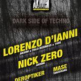 Nick Zero @ Grinsekatze der Club - 7.12.2012 || München (Germany)