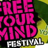 Julien Chaptal - Live @ Free Your Mind Festival, Stadsblokken Arnhem (Netherlands) - 02-06-2012