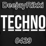 DeejayRikki Techno Mix #429