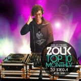 April 2016, Brazilian Zouk Top 10, Dj Brega