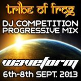 Tribe of Frog & Waveform DJ Competition 2013 - Progressive Mix
