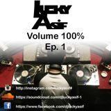 Lucky Asif - Volume 100% Episode 1