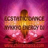 Ecstatic Dance 12-05-2017 - Nykkyo Energy DJ