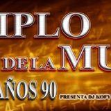 EL TEMPLO DE LA MUSICA, ESPECIAL MASSIMO VANONI (DJ MAX V)