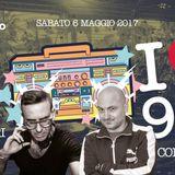 '90 IN LOVE Aka MARCO CORVINO ‹ ROBERTO BICCARI @ CLUB PARTENOPEO - NAPLES