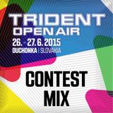 DILEMMA - Trident Open Air 2015 Contest Mix - Vinyl Only (deep, liquid, jungle)