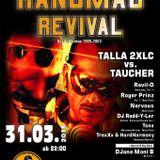 Talla 2xlc Live @ Hanomag Revival 31.03.201