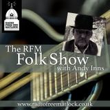 The RFM Folk Show with Andy Inns, March 18, 2019