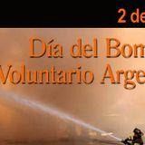 JUAN JOSE JUAREZ (Bombero Voluntario de San Lorenzo); SALUDO EN EL DÍA DEL BOMBERO VOLUNTARIO