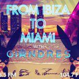 Ibiza to Miami (7/27/16)