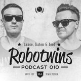 Robotwins - Podcast 010