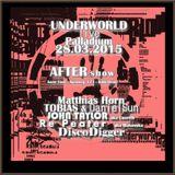 05 ★☆ matthias horn @ UNDERWORLD AFTERSHOW PARTY KÖLN 2015 ☆★
