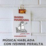 #radiomanzana Música hablada con Ivonne Peralta