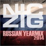 Nic ZigZag - RUSSIAN YEARMIX 2014