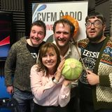 Anne Woodcock is joined by The Cutty Bang Cabaret Show & Guests on CVFM Radio Tuesday 27th November