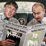 Million Mask March 2017 World Wide