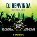 BENVINDA - Electric Loop Exclusive Mix Set