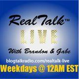 Real Talk LIVE - Episode 9