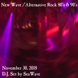 Helen's Keller Club - November 30, 2018 - New Wave / Alternative Rock 80's & 90's party