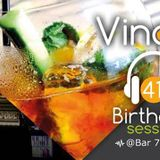 Vinavil bday @ Bar76 04-03-2017 - Old Skool House mix