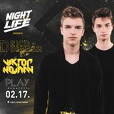 Rico Demassi & Viktor Newman - Live at NIGHTLIFE, Jus Deelax @ Club PLAY