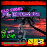 The Eazy Peasy Show (LIVE) - on NSB Radio - (Old Skool Breaks) - by Dj Pease