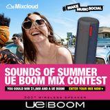 UE Boom: Sounds of Summer - DJ Ro$$
