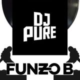 Funzo B Freestyle with DJ Pure