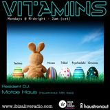 Motoe Haus - Vitamins ep 108 - mixed by Erick Khalifa - part 01