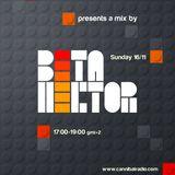 BETA HECTOR'S ALL VINYL AUTUMN 2014 MIX FOR FLEXIBLE SOUNDS RADIO